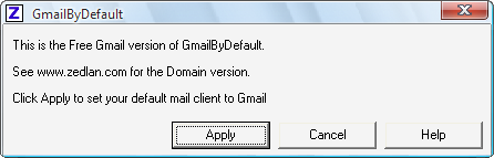 gmail default email browser