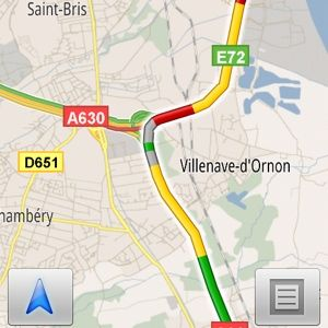 Google Maps Navigation For Android Helps You Avoid Traffic Jams [News]