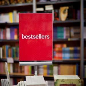 8 Bestseller Lists To Find Books To Read