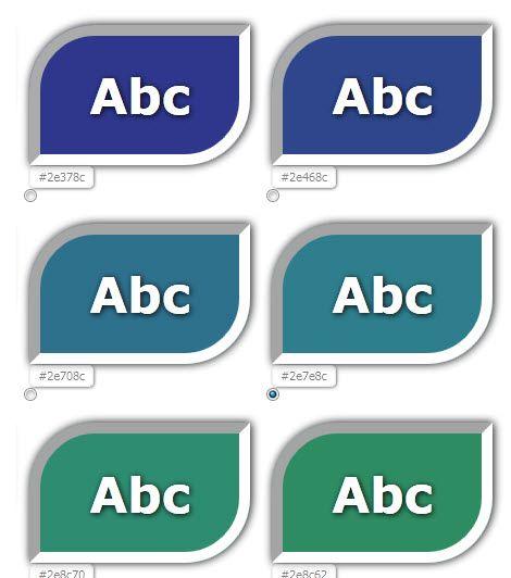 typeset style