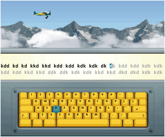 game to increase typing speed