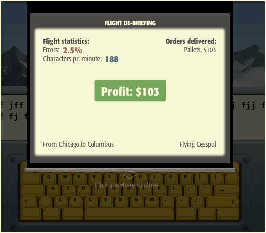 game to learn typing