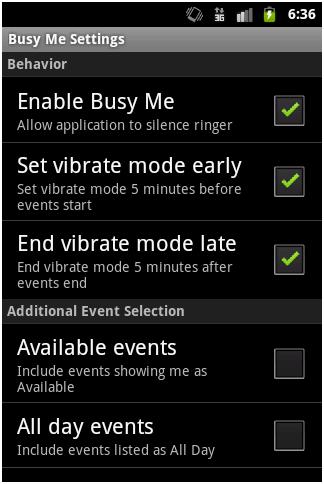 set your phone to vibrate