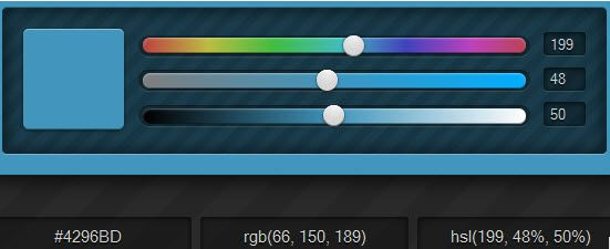 generating colors