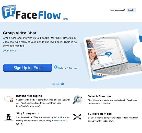 hold video conference call