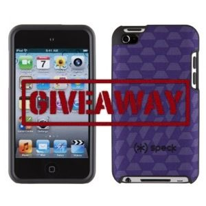 Speck Fitted Case for iPod touch Review and Giveaway