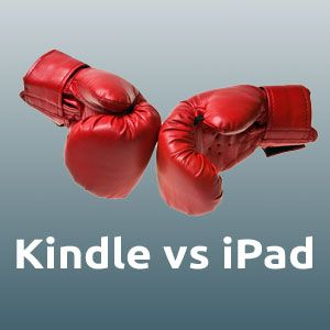 Which Is The Better Reader – Kindle Vs iPad [Geeks Weigh In]