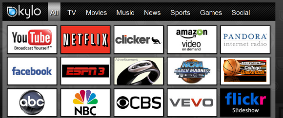 tv media center software