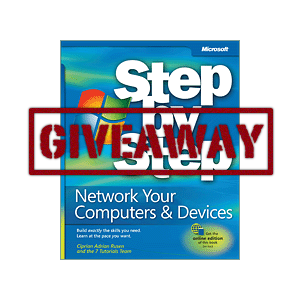 Book: Network Your Computers & Devices Step by Step [Giveaway]