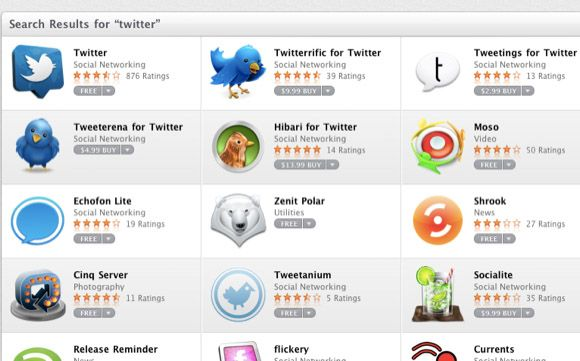 apps store for mac