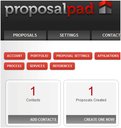 create business proposal