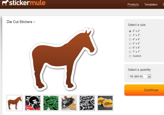 order custom stickers online