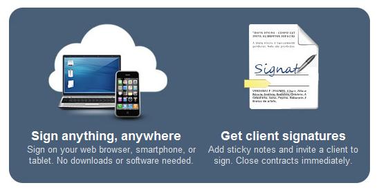 free electronic signature tool