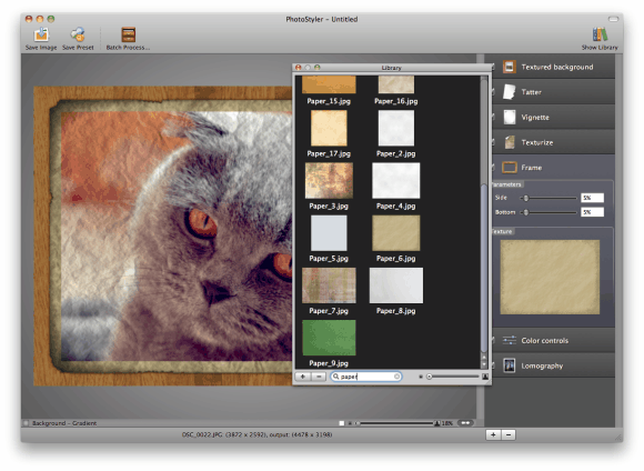 1028   Photostyler: Add Preset Filters & Effects To Photos Easily (OSX) [20 Free Licenses]