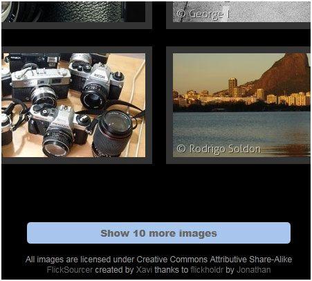 custom image sizes flickr