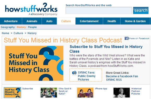 10 Educational History Podcasts To Subscribe & Listen To History Podcast10