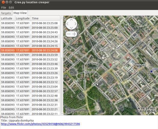 track user location