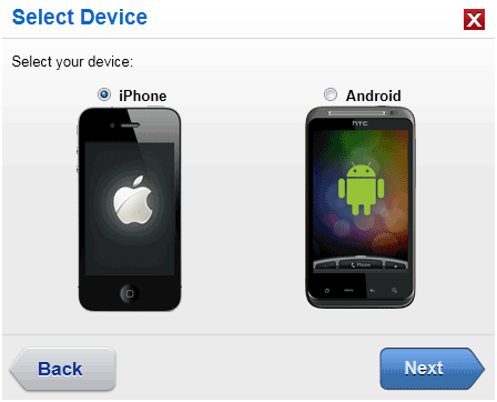 build your own smartphone app