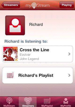 streaming music via wifi
