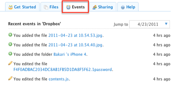 3 More Ways To Manage Your Dropbox Files You May Not Know About events