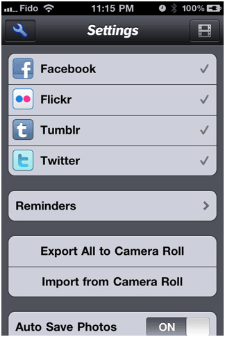 everyday2   Everyday: Easily Create Daily Picture Video On Your iPhone