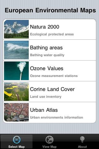 environmental status report