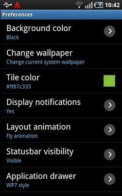 Turn Your Android Phone Into A Windows 7 Phone With Launcher 7