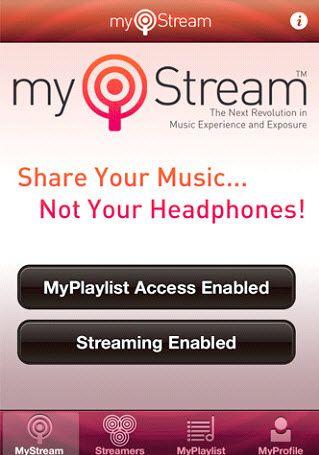 stream music via wifi