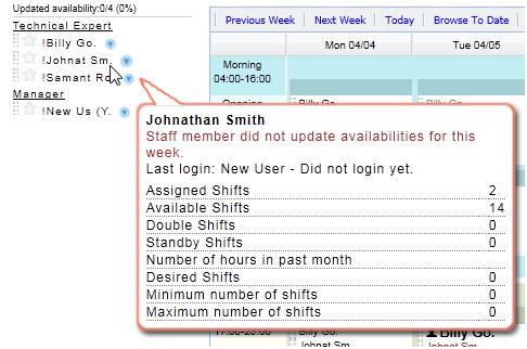 employee shift scheduling software