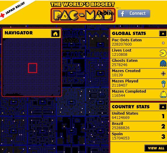 pacman maps