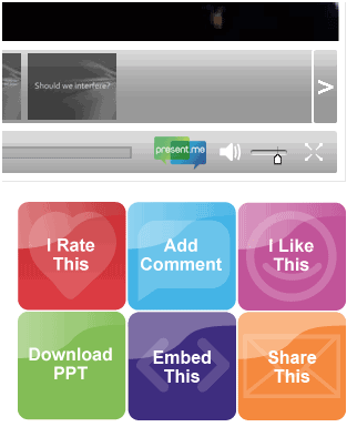 present me3   Present.me: An Online Tool to Give Your Presentations a Personal Touch