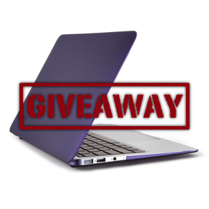 Speck SeeThru SATIN Case for MacBook Air Review and Giveaway