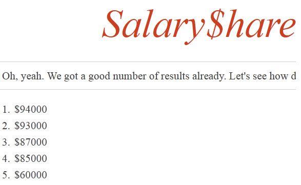 salaryshare
