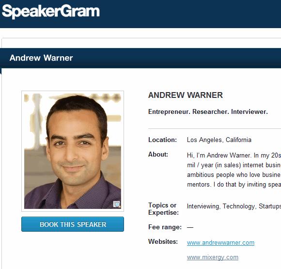 speakergram
