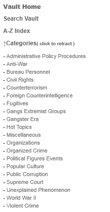 released fbi files