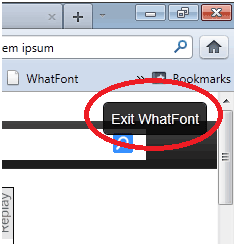 what font1   WhatFont: Easily & Quickly Identify Fonts Used On Any Website