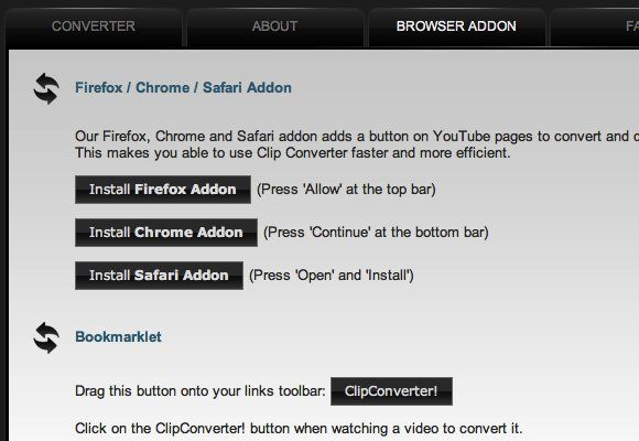 02a browser addon