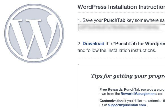 02c wordpress install