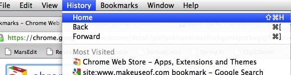 chrome bookmark manager