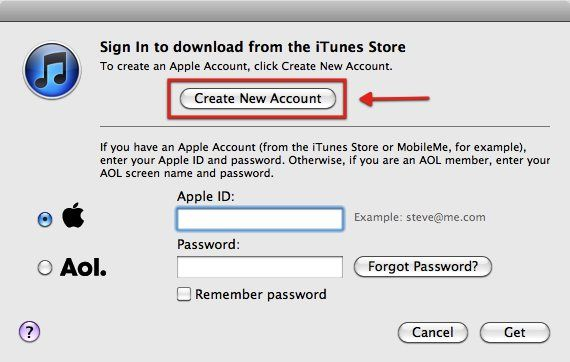 How To Create A US ITunes Account Access Only Contents
