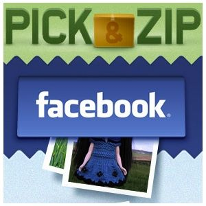 Pick & Zip – The Fastest Way to Download Facebook Photos