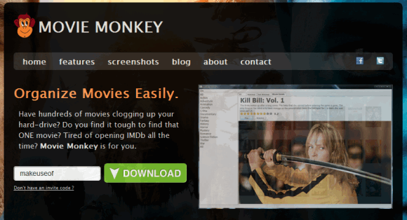1011   Movie Monkey: Organize Movie Files On Your Desktop