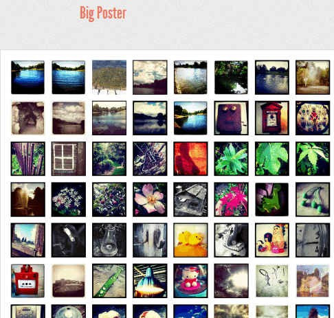print instagram pictures