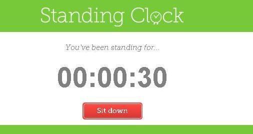 standingclock
