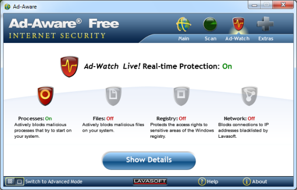 free spyware and malware removal