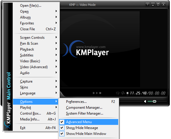 Kmplayer the best media player ever best media player ccuart Image collections