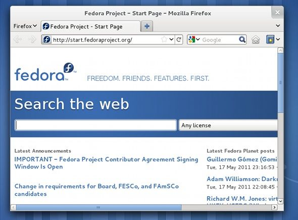 fedora linux review
