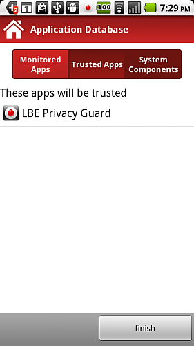 android privacy apps