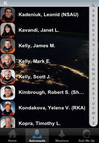 nasa iphone app