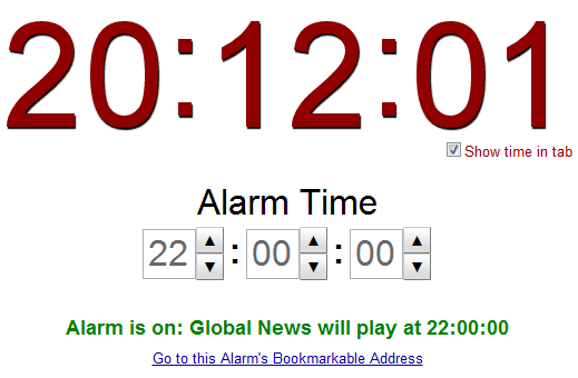 bbc news alarm clock